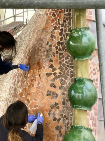 Restoring Casa Batlló Barcelona Museum UNESCO World Heritage site